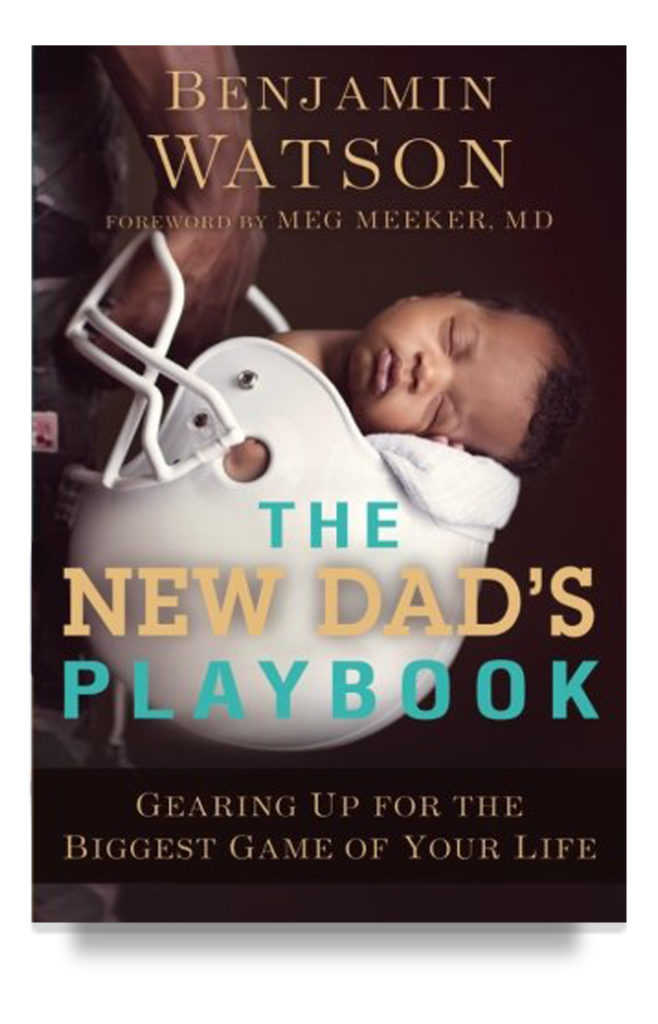 Ben Watson's New Book on Fatherhood